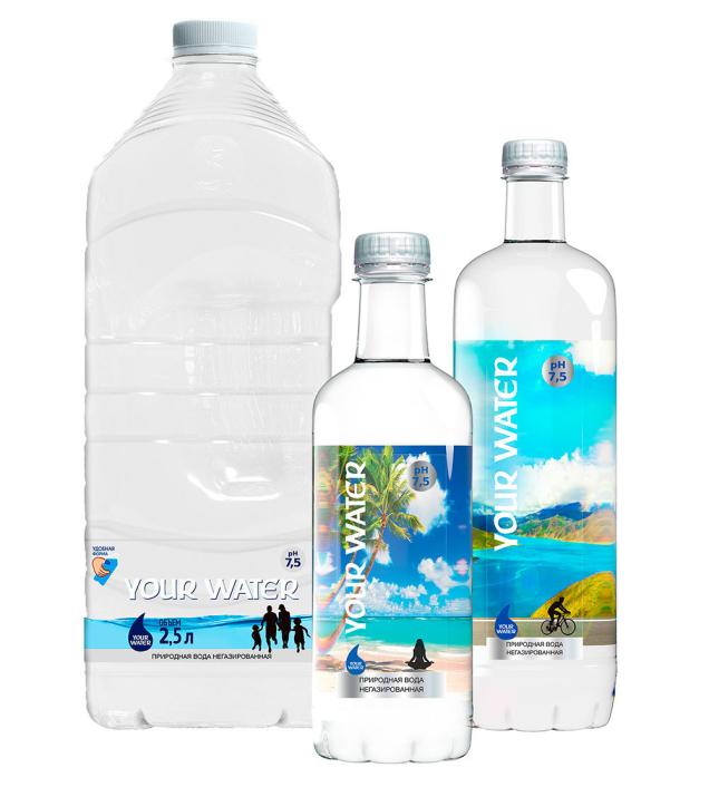 вода дарида